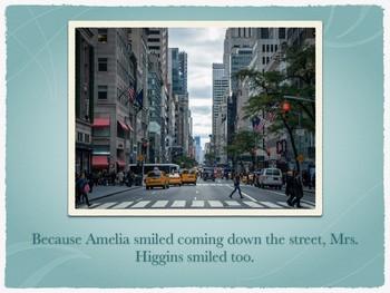 Amelia Smiled Activity