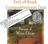 Because Of Winn Dixie Quiz Packet