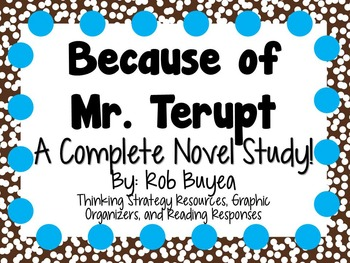[PDF] [EPUB] Because of Mr. Terupt (Mr. Terupt, #1) Download