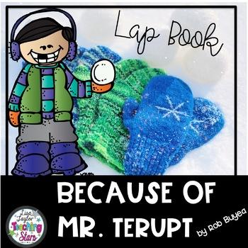 Because of Mr. Terupt Lap Book