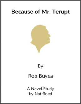 Because of Mr. Terupt - (Reed Novel Studies)