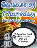 Because of Thursday by Patricia Polacco Summarizing Lesson Plan