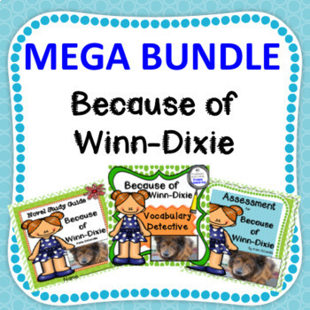 Because of Winn-DIxie Mega Bundle