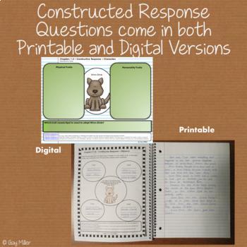 Because of Winn Dixie [Kate DiCamillo] Digital + Printable Book Unit
