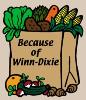 Because of Winn-Dixie Reading Center