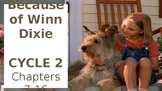 Because of Winn Dixie 5 Day Lesson Slideshow (Ch 7-16) pptx