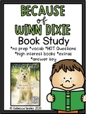 Because of Winn Dixie: A Comprehensive Book Study