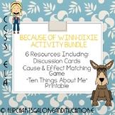 Because of Winn-Dixie Activity Bundle