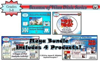 Because of Winn-Dixie Activity Mega Bundle
