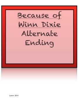 Because of Winn Dixie Alternate Ending