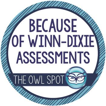 Because of Winn Dixie Assessments