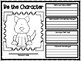 Because of Winn-Dixie Be the Character Graphic Organizer