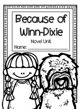 Because of Winn-Dixie Book Companion