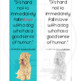 Book Quote Bookmark - Because of Winn-Dixie - Color & Black/White