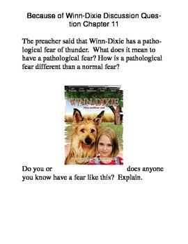 Because of Winn Dixie Scrapbook The Cheap Reader   WordPress com