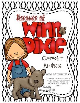 Because of Winn-Dixie Character Analysis
