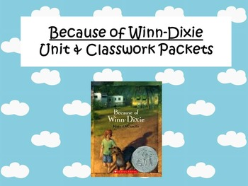 Because of Winn-Dixie Unit