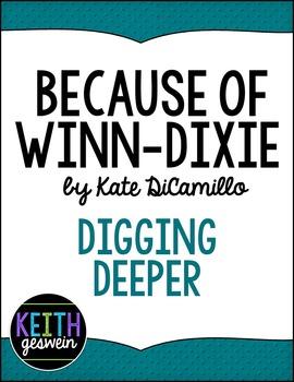 Because of Winn-Dixie (Winn Dixie) Digging Deeper