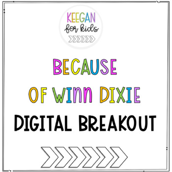Because of Winn-Dixie Digital Breakout Escape Room