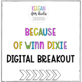 Because of Winn-Dixie Digital Breakout Escape Room