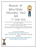 Because of Winn-Dixie Discussion Card Set