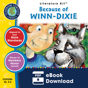 Because of Winn-Dixie Gr. 3-4