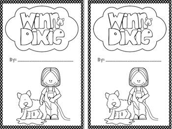 Because of Winn-Dixie Interactive Journal Novel Study Set