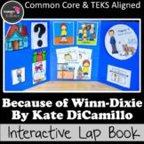 Because of Winn-Dixie Interactive Novel Study