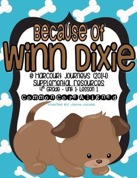 Because of Winn-Dixie (Journeys - Supplemental Materials)