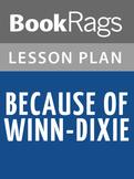 Because of Winn-Dixie Lesson Plans