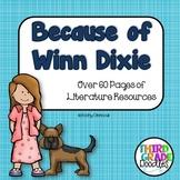 Because of Winn Dixie Literature Resource Kit