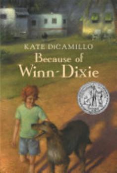 Because of Winn Dixie Literature Study