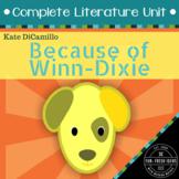Because of Winn Dixie - Complete Novel Study