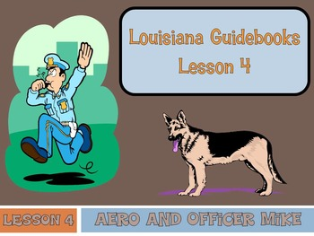 Because of Winn-Dixie Louisiana Guidebooks Lesson 4 Bundle