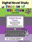 Because of Winn-Dixie Novel Study: Digital Distance Learni