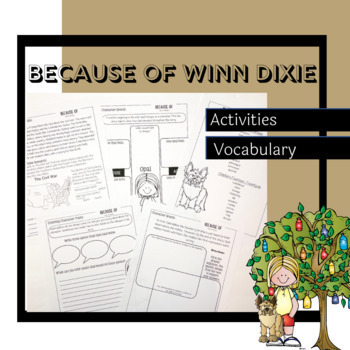 Study Guide Because of Winn Dixie Flashcards | Quizlet