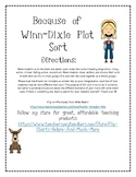 Because of Winn-Dixie Plot Elements Sort - Events and Details
