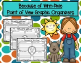 Because of Winn-Dixie Point of View Graphic Organizers: Op