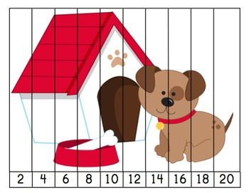 Because of Winn Dixie Preschool Activity Pack / Dog Printable Pack
