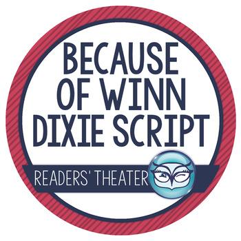Because of Winn Dixie Readers' Theater Script