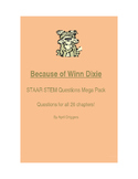 Because of Winn Dixie STAAR STEM Chapter Questions