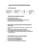 Because of Winn Dixie STAAR Stem Question CH. 25-26
