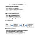 Because of Winn Dixie STAAR Stem Questions Ch. 10-12
