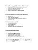 Because of Winn Dixie STAAR Stem Questions Ch. 19-22