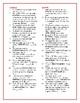 Because of Winn-Dixie: Synonym/Antonym Vocabulary Crossword—Unique!