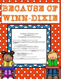 Because of Winn-Dixie Vocabulary in Context Chapters 1-2