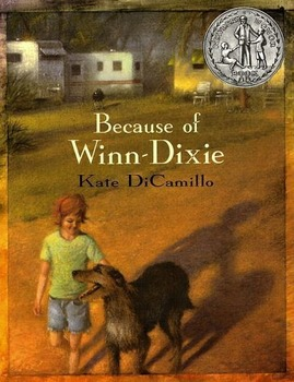 Because of Winn Dixie Writing Assignment:  10 Things Opal Learned about her Mama