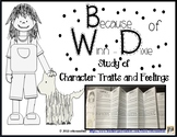 Because of Winn-Dixie by Kate DiCamillo Study of Charact