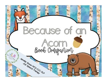 Because of an Acorn Book Companion