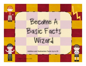 Become a Basic Facts Wizard